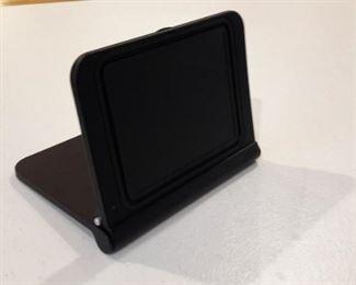 nxt Brookstone flat speaker.