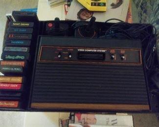 Atari and games