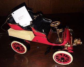 Ford Model A Diecast (Franklin Mint)
