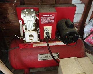 Sterling-Packard Compressor