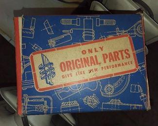 Only Original Parts NOS