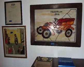 Assorted Wall Art