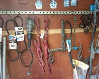 Assorted Car Parts