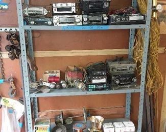 Assorted Car Radios