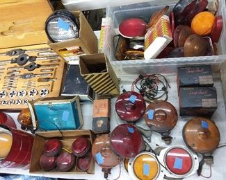 Vintage Flashers, Indicators, & Lense Covers