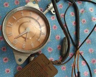 Original Vintage Magnetic Clock