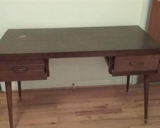 32 MidCentury Retro Desk