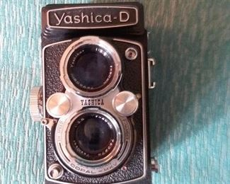 46 Vintage Yashica D Copal MXV Film Camera