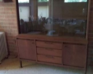 57 MidCentury Dining Room Hutch