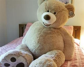 Brand new oversize stuffed animal needing a home