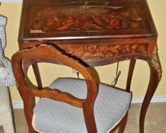 Victorian Lady's Writing Desk