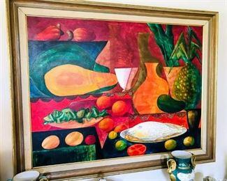 Antonio Prats Ventors (1925-1999), Spanish, 20th Century, Oil on canvas, 30x40