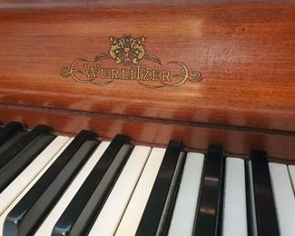 Wurlitzer  piano.  Great condition only priced at  399.00