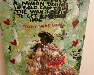 Mary L Proctor art