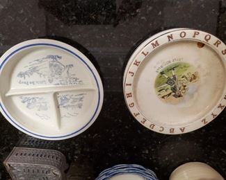 Vintage baby bowl