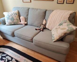 Nice sleeper sofa