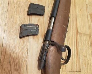 22 youth rifle