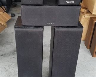 Fluance AV-HTB+ Home Theater Surround Speakers