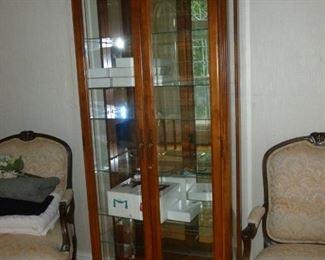Howard Miller Curio Cabinet