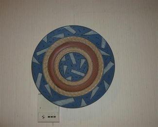 M. Cunningham pottery