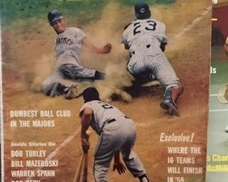 1959 Baseball Yearbook