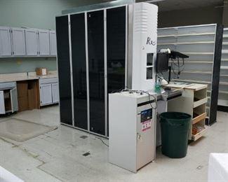 Pharmacy Dispensing Robot