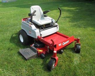 X Mark Zero Turn Lawn Mower