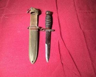 M8A1 Military Bayonet  https://ctbids.com/#!/description/share/180084