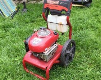 Craftsman Pressure Washer Cleaning System https://ctbids.com/#!/description/share/180123