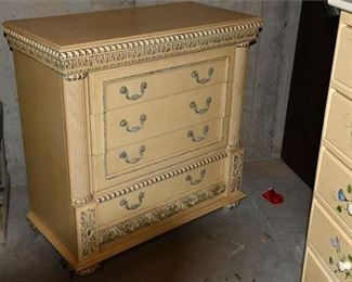 7. Neoclassical Style Bachelors Chest