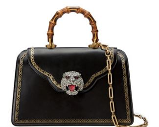 Gucci - 2019 Gatto Top-Handle Bag in Medium!  You CAN'T Get This Bag - It's SOLD OUT EVERYWHERE!
