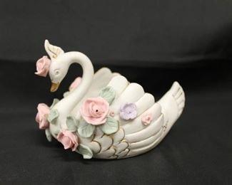 Occupied Japan Swan