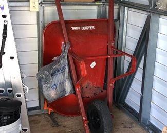 Wheel barrel $20 as is