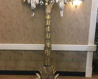 Lighted Palm Tree - There are 2 of these.
