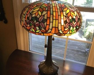 Repro Tiffany lamp