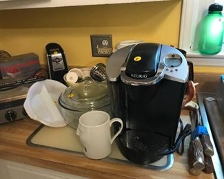 Kuerig coffeemaker