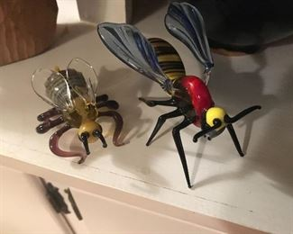 Glass bugs