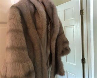 Vintage mink stole