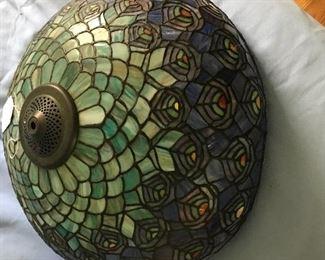 Reproductive Tiffany style shade