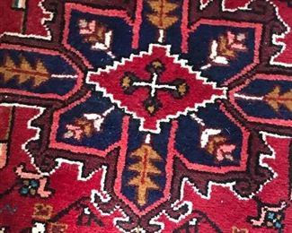 Entry rug