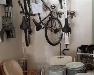 Bikes $125 each