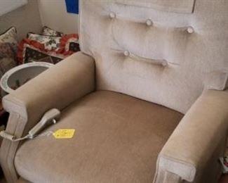 Lift chair/recliner $195
