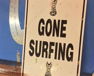 Gone Surfing!