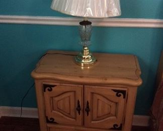 Pair of Bedroom Nightstands.