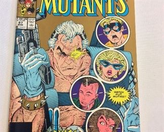The New Mutants.