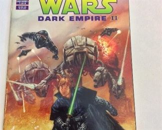 Star Wars Dark Empire.