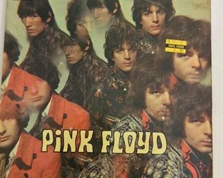 Pink Floyd, The Piper at the Gates of Dawn.