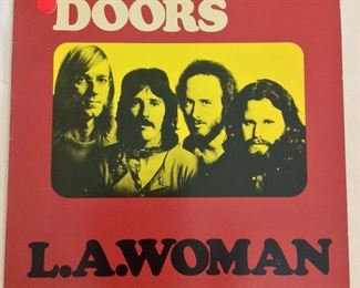 The Doors, L.A. Woman.