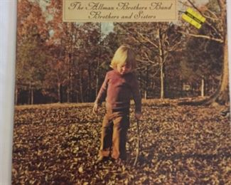 The Allman Brothers Band.