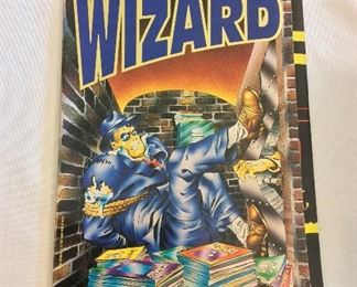 Wizard Magazine, Issue #1.